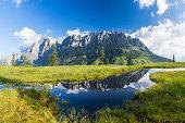 European Alps, Famous Place, Hiking, Mountain, Mandlände