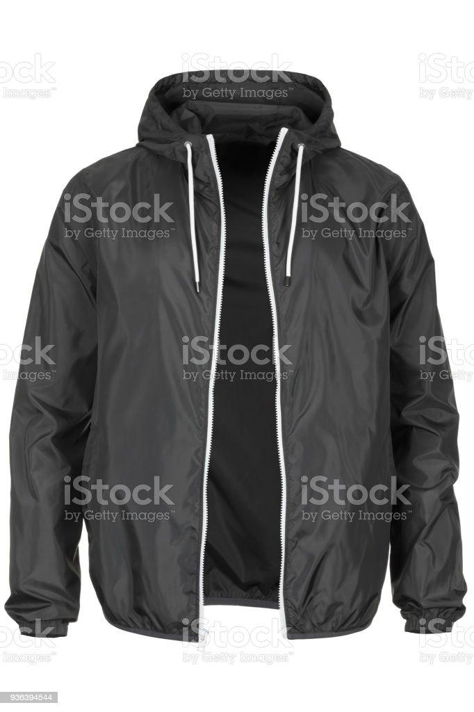 73cca6c26 Warm Windbreaker Jacket Stock Photo - Download Image Now - iStock