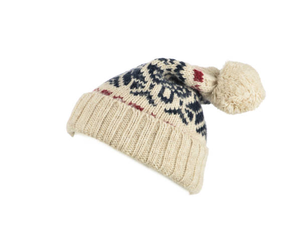 Warm Winter Hat - foto stock