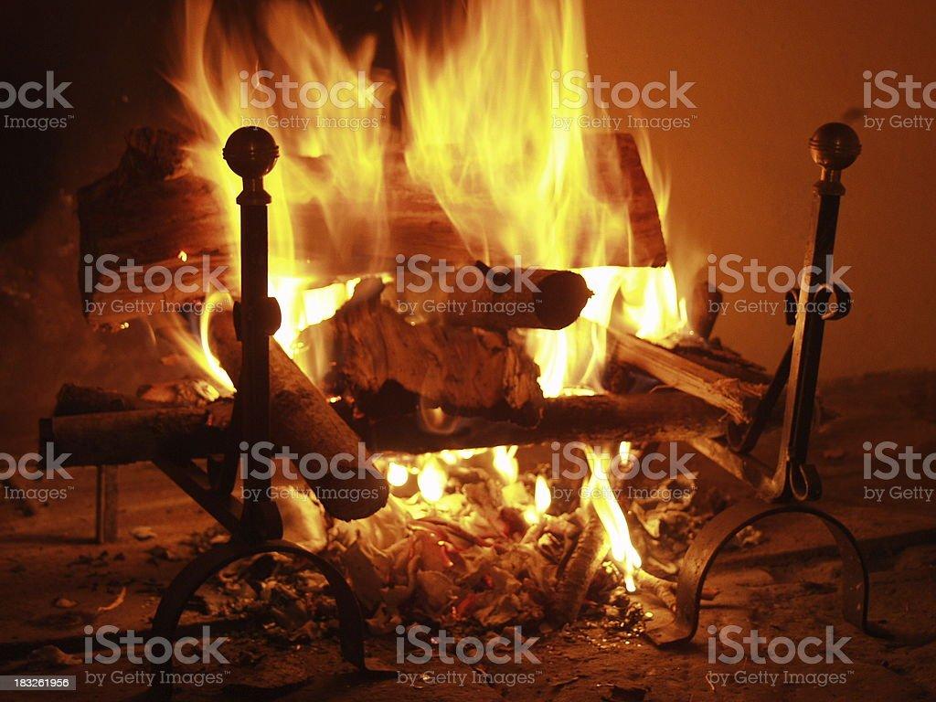 Warm Winter stock photo
