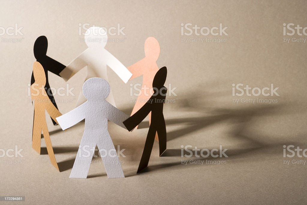 Warmth and friendship royalty-free stock photo