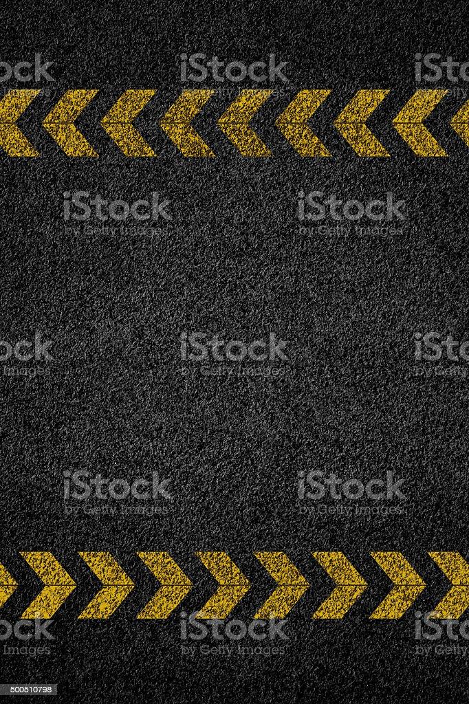 Warning template stock photo