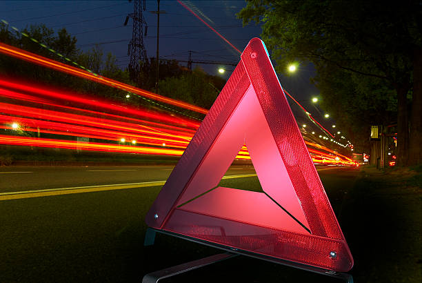 Warning Triangle – Foto