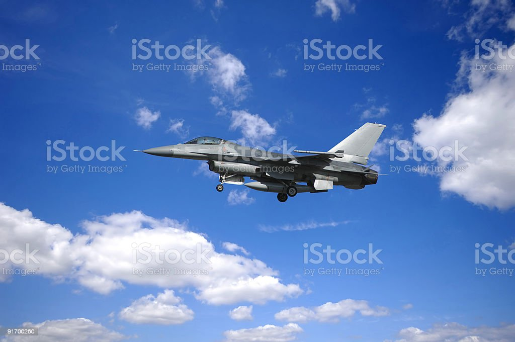 warplane royalty-free stock photo