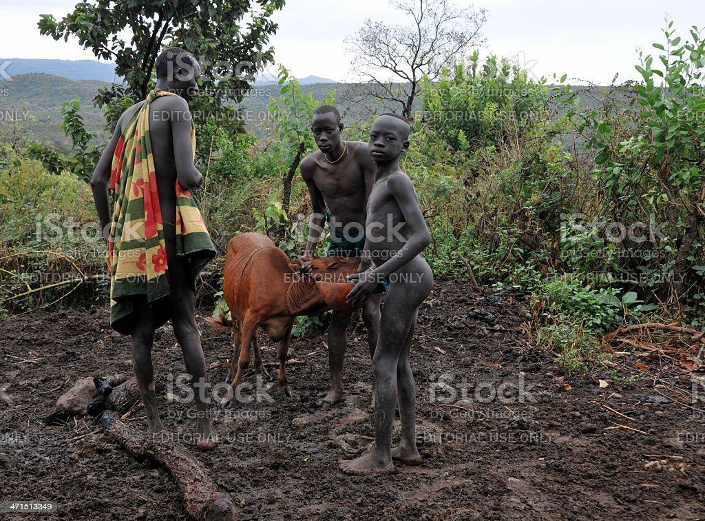 African sex ritual - 1 part 3