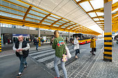 istock Warsaw Central bus station 1143438888
