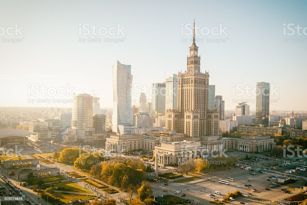 Warsaw City, Poland