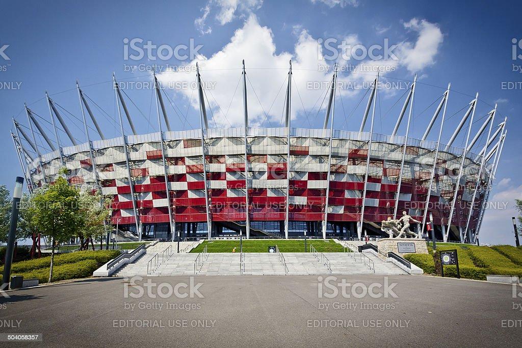 ワルシャワ国立競技場 - 2012年...