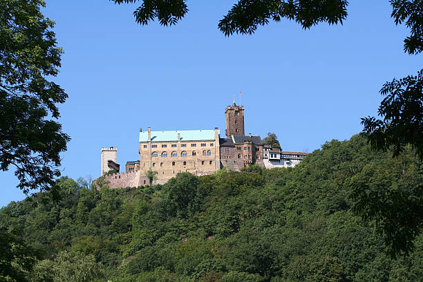 Wartburg stock photo