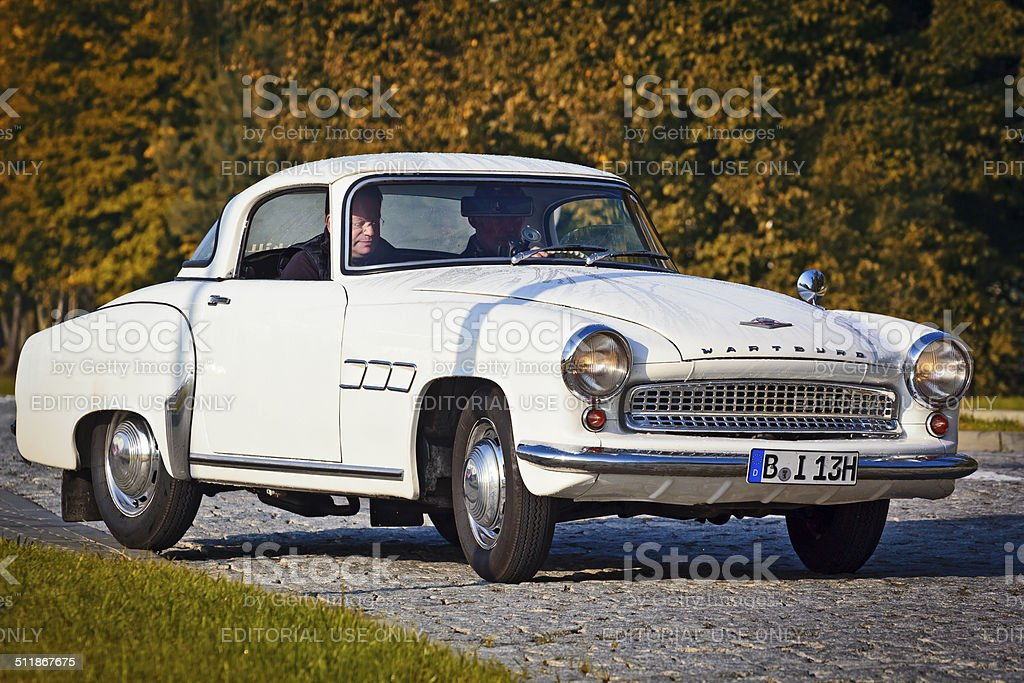 wartburg3131sportcoupe stock photo more pictures of business travel istock. Black Bedroom Furniture Sets. Home Design Ideas