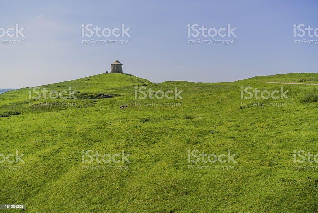warwickshire countryside royalty-free stock photo