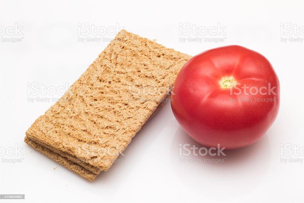 Wasa Bread stock photo