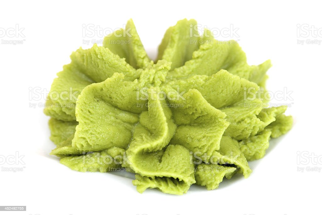 Wasabi stock photo