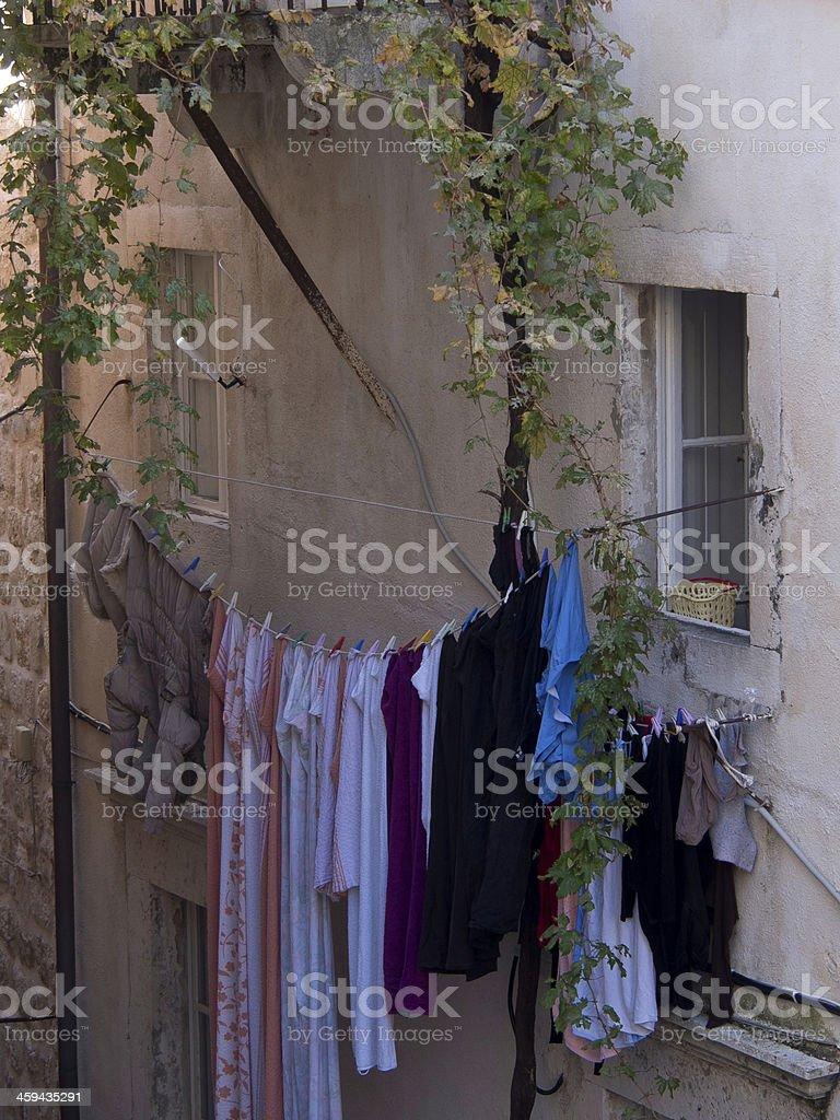 wascheleine stock photo