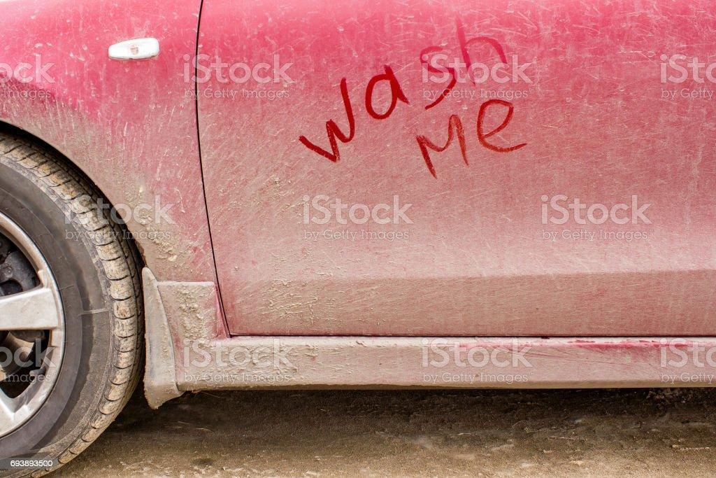 wash me stock photo