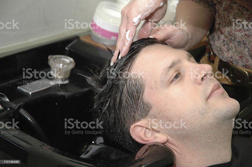 Wash royalty-free stock photo