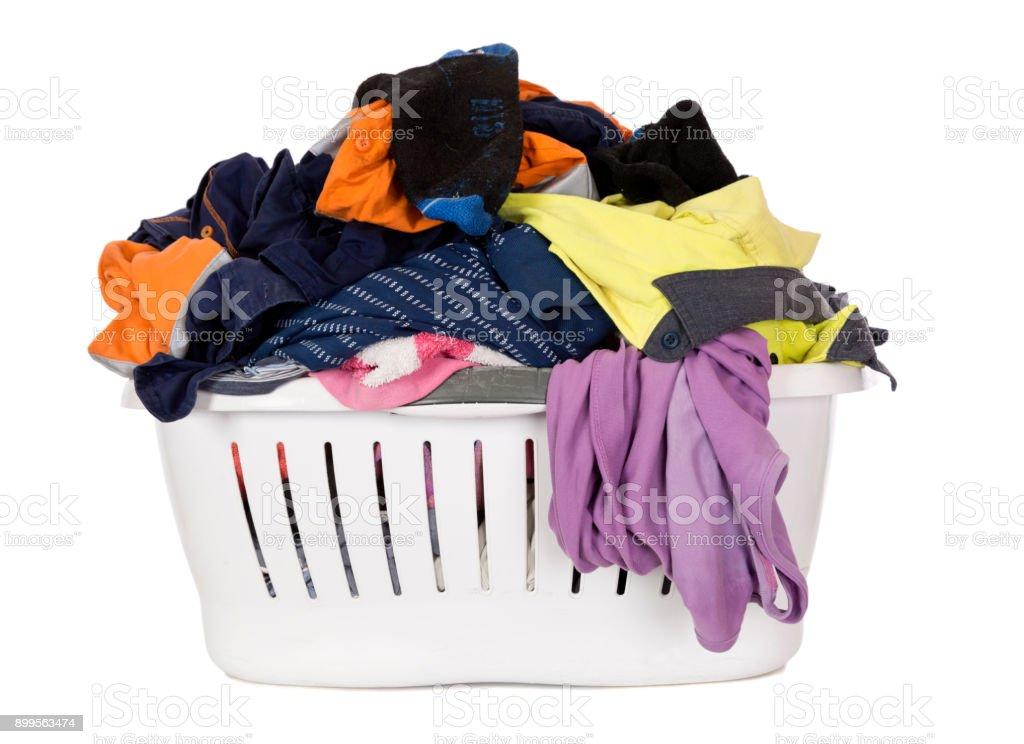 Waschen Korb – Foto