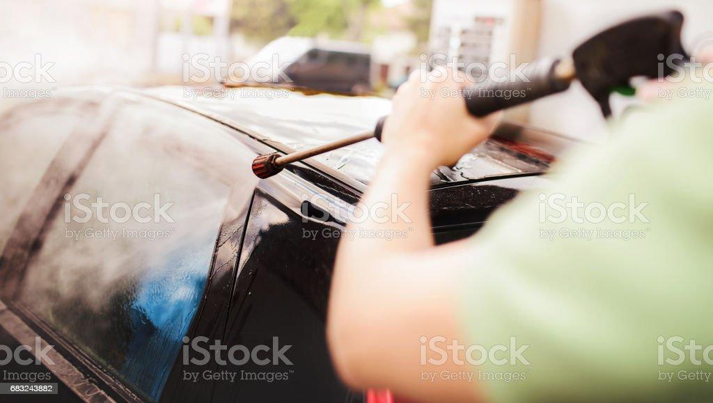 洗車 免版稅 stock photo