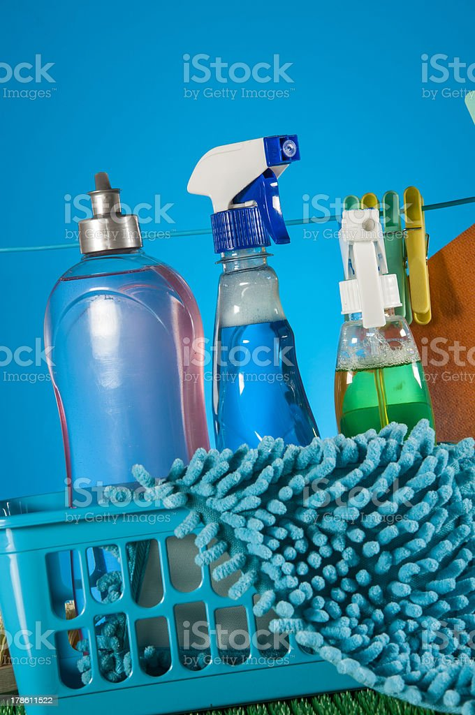 Washing, cleaning concept stock photo