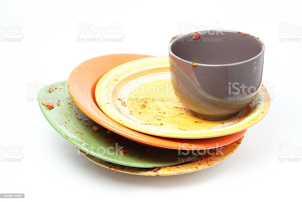 Washing Dishes foto