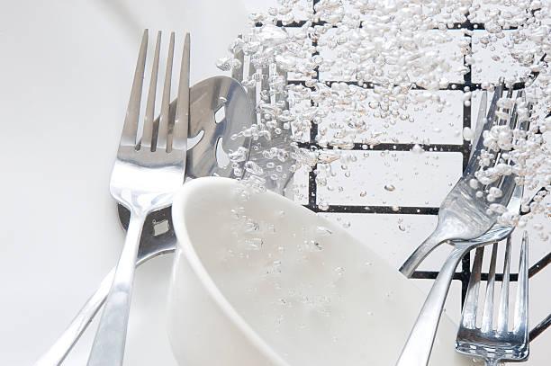 Waschen Geschirr – Foto