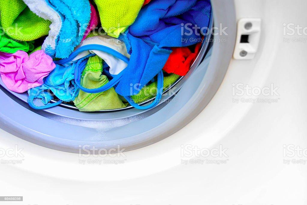 washing machine  Centrifuge Stock Photo