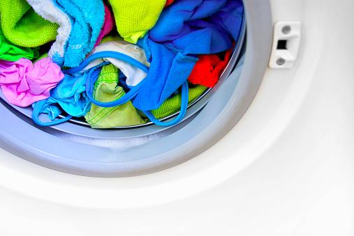 Washing Machine Stock Photo - Download Image Now