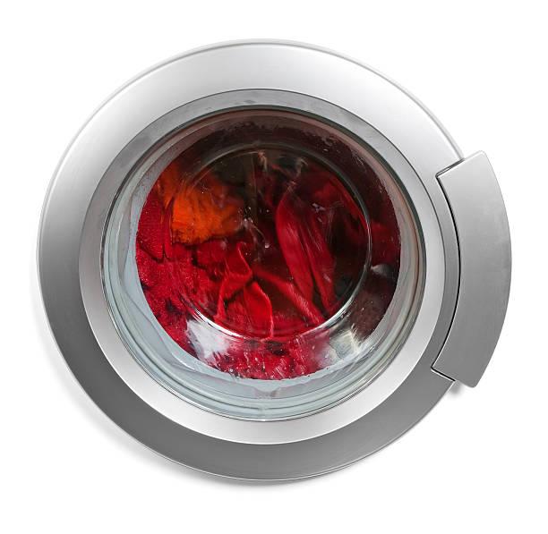 Waschmaschine Fenster – Foto