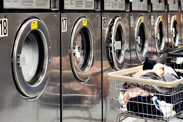 Waschmaschinen – Foto