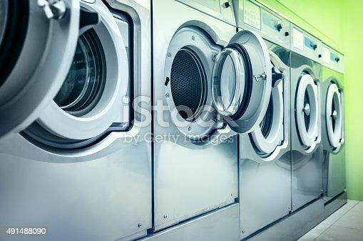 istock Washing machines 491488090
