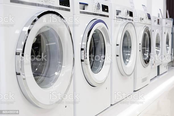 Washing mashines in appliance store picture id500455316?b=1&k=6&m=500455316&s=612x612&h=6pstetxhijcbficwu0h3jqcs9fooqhzox mxglm5sfm=