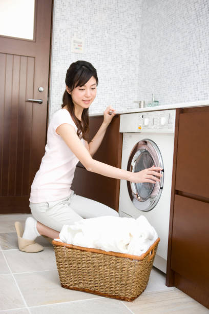 Japanese Human Toilet Stock Photos, Pictures & Royalty