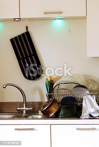 839034546 istock photo Washing Up 1216785087