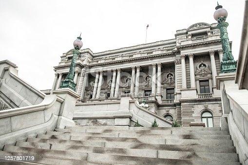 Washington DC government building