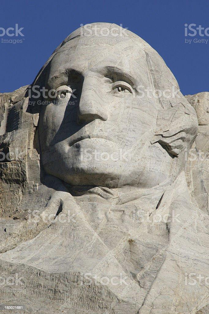Washington Close Up royalty-free stock photo