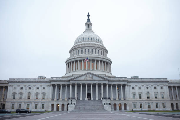 Washington DC 2018 Washington DC, USA, September 14th 2018: State Capitol of United States of America state capitol building stock pictures, royalty-free photos & images