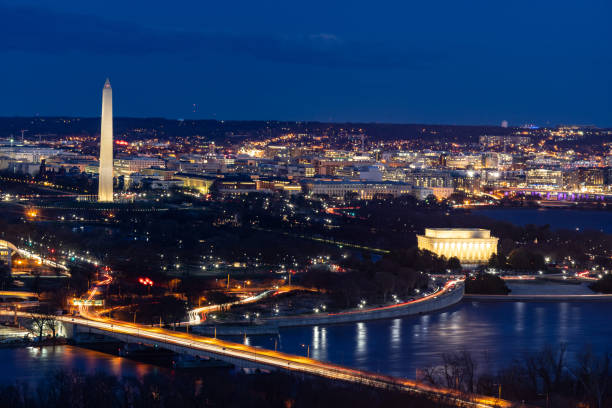 Washington DC Aerial – Foto