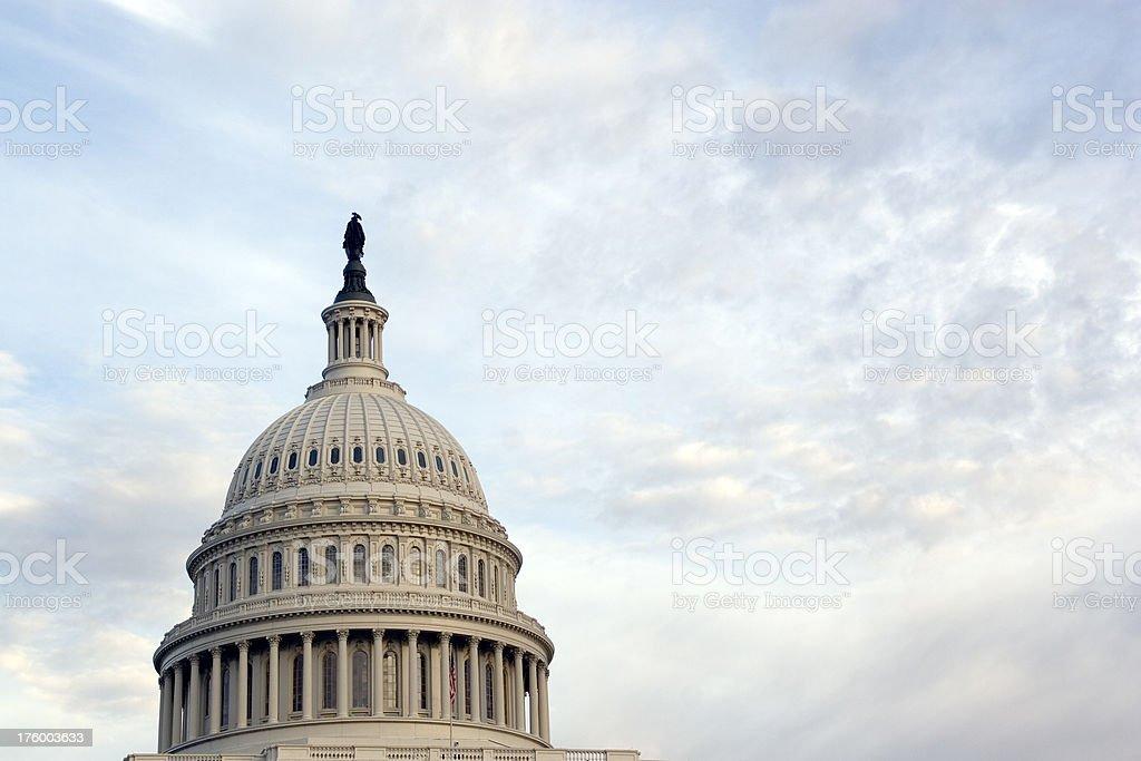 Washington DC: Capitol stock photo
