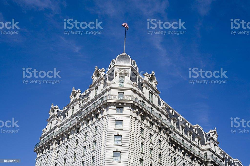 Washington DC: Hotel stock photo