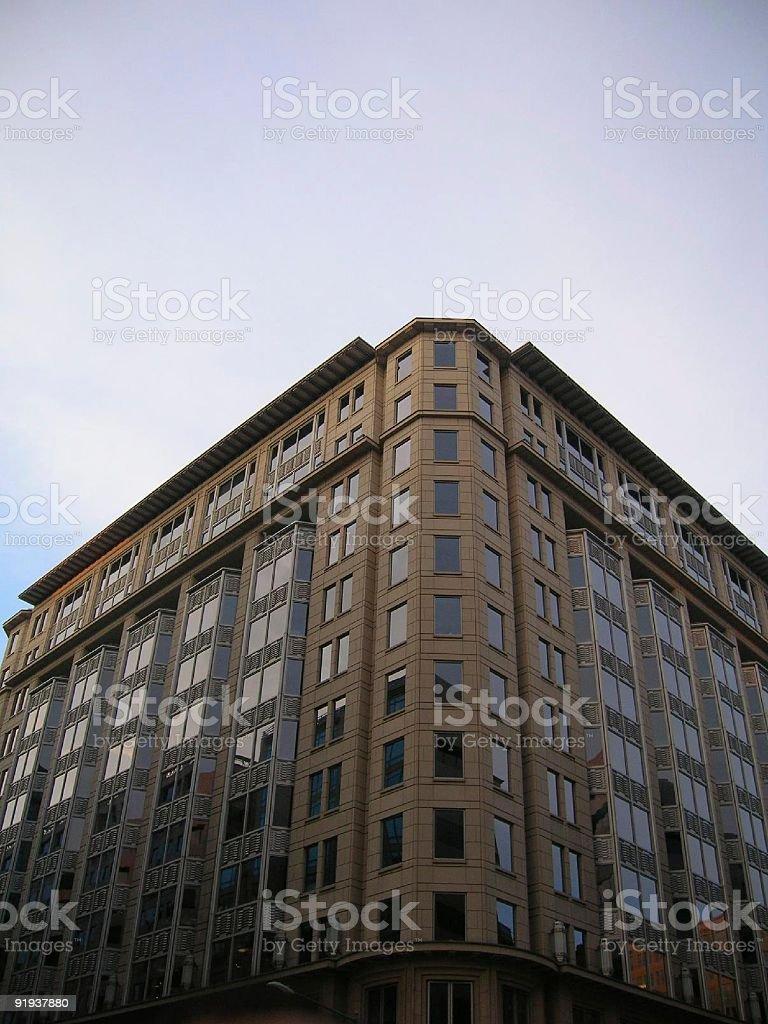 Washington DC Office royalty-free stock photo