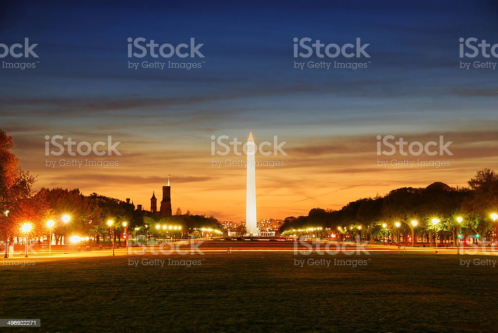 Washington DC stock photo