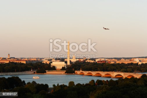 istock Washington, DC Skyline 92359107