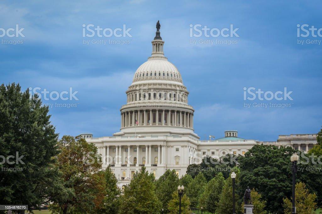 ワシントン Dcアメリカ合衆国議会議事堂 - アメリカ共和党のストック ...