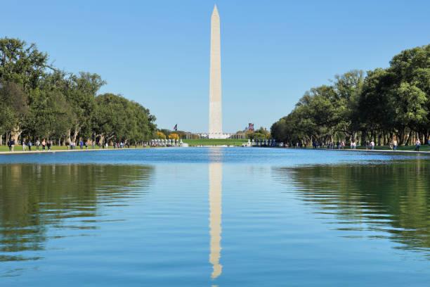 Washington Monument - Washington DC stock photo