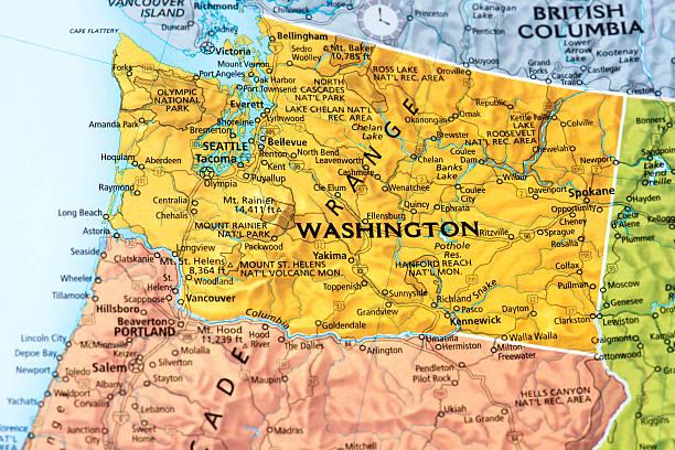 De Washington - foto de acervo