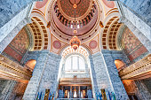 Olympia, WA, USA - March 9, 2013: Washington State Capitol Building Interior