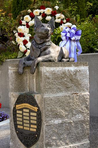 Washington State K-9 Memorial