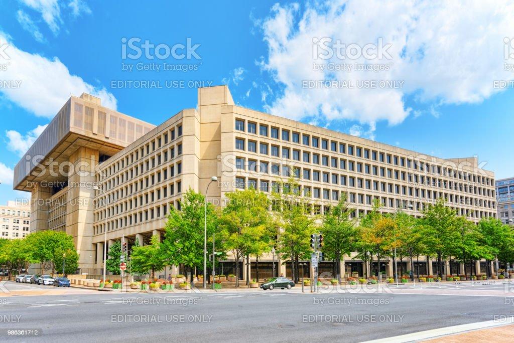 Washington usa federal bureau of investigation headquarters