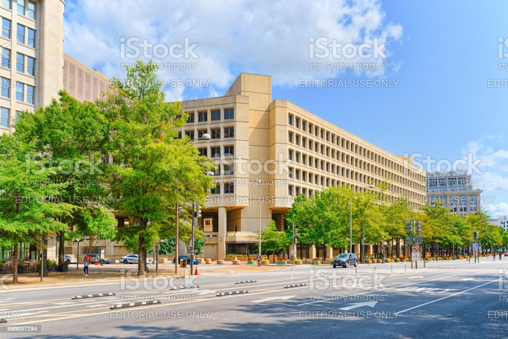 Washington, USA , Federal Bureau of Investigation Headquarters, 900 Pennsylvania Ave NW.