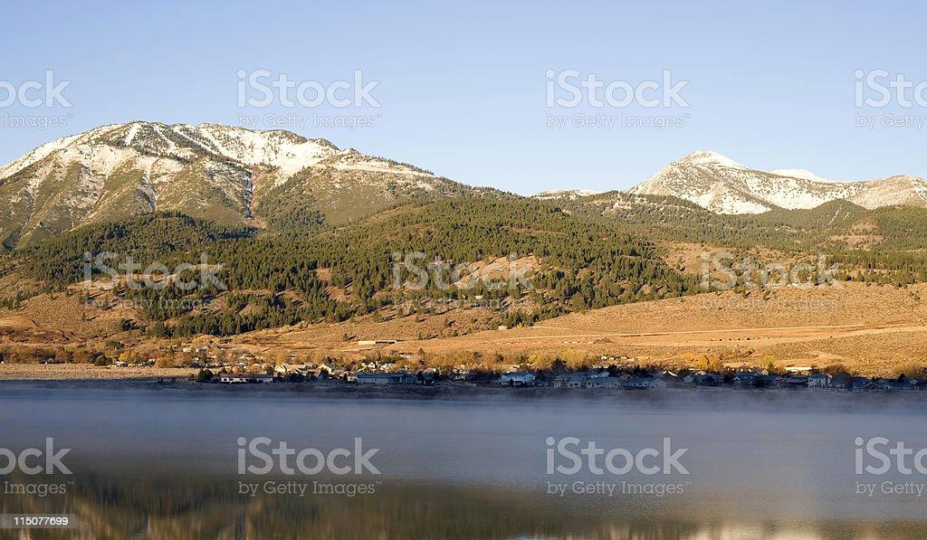 Washoe Mist royalty-free stock photo